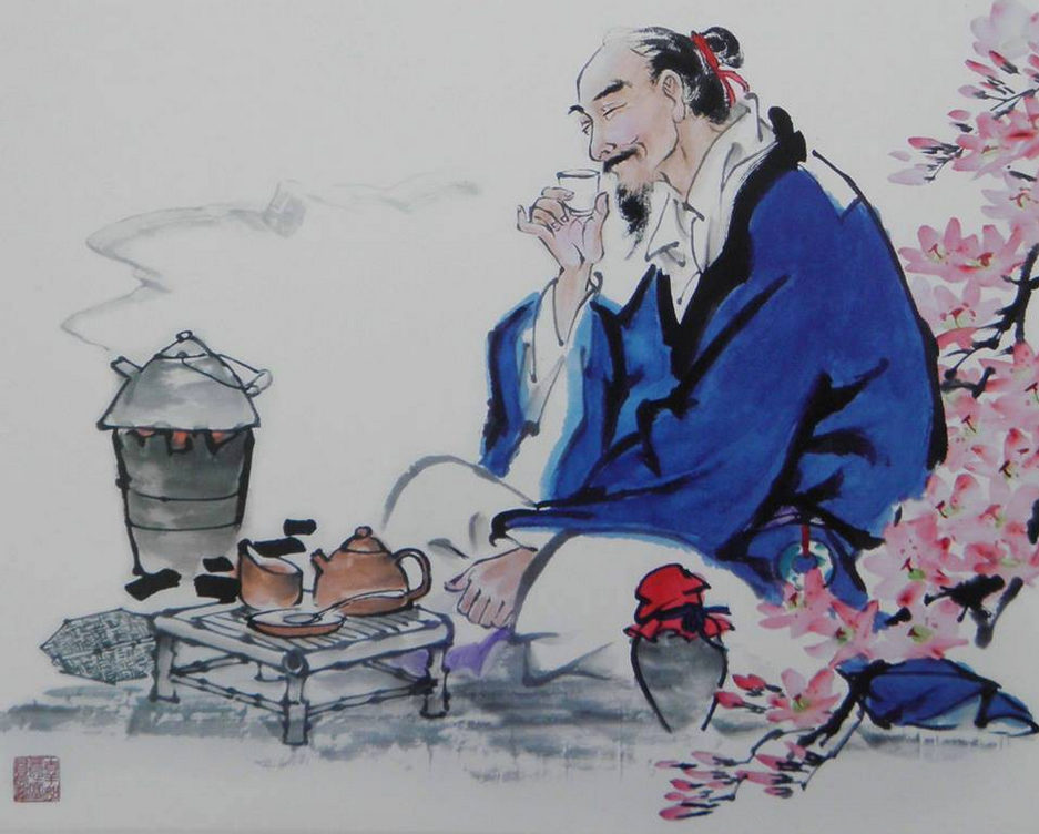 culto do chá