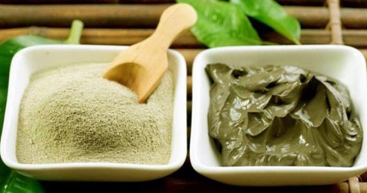 Cataplasma de Argila Verde para Inflamação e Dores Musculares