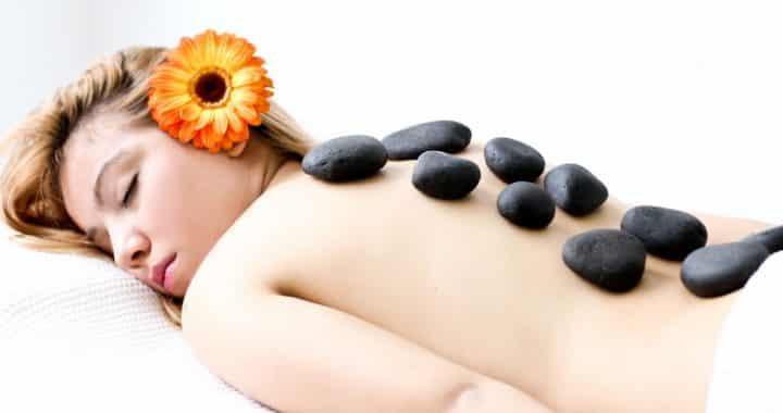 Massagem pode reduzir o stress