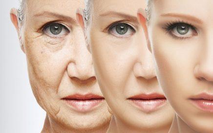 Consequencias do envelhecimento precoce e da flacidez no rosto feminino