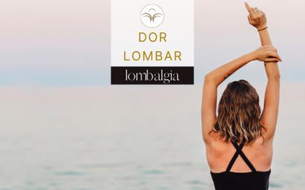 Dor Lombar ou Lombalgia - Tratamento em Lisboa